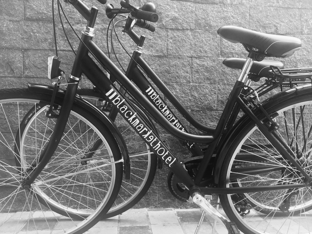 Le biciclette black market hotel